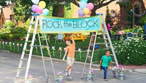 Block Party Ideas